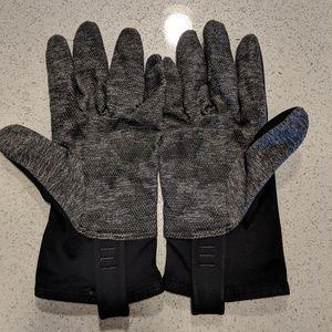 lululemon athletica Accessories - Black Running Gloves S/M